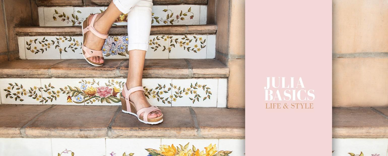 Julia Basics - Life & Style