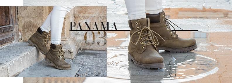 PANAMA Tendencia Army, el estilismo perfecto para una personalidad con carácter.